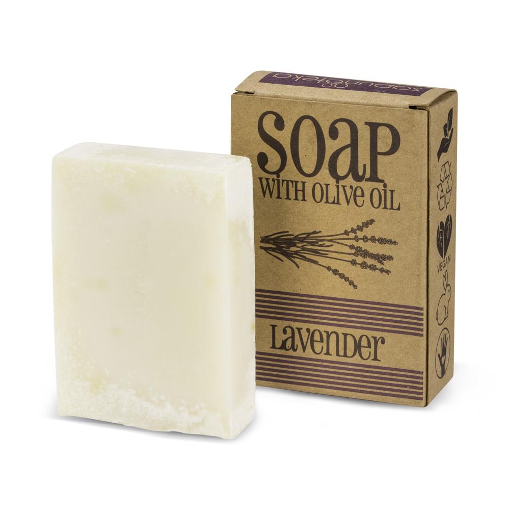 mydło Lawenda