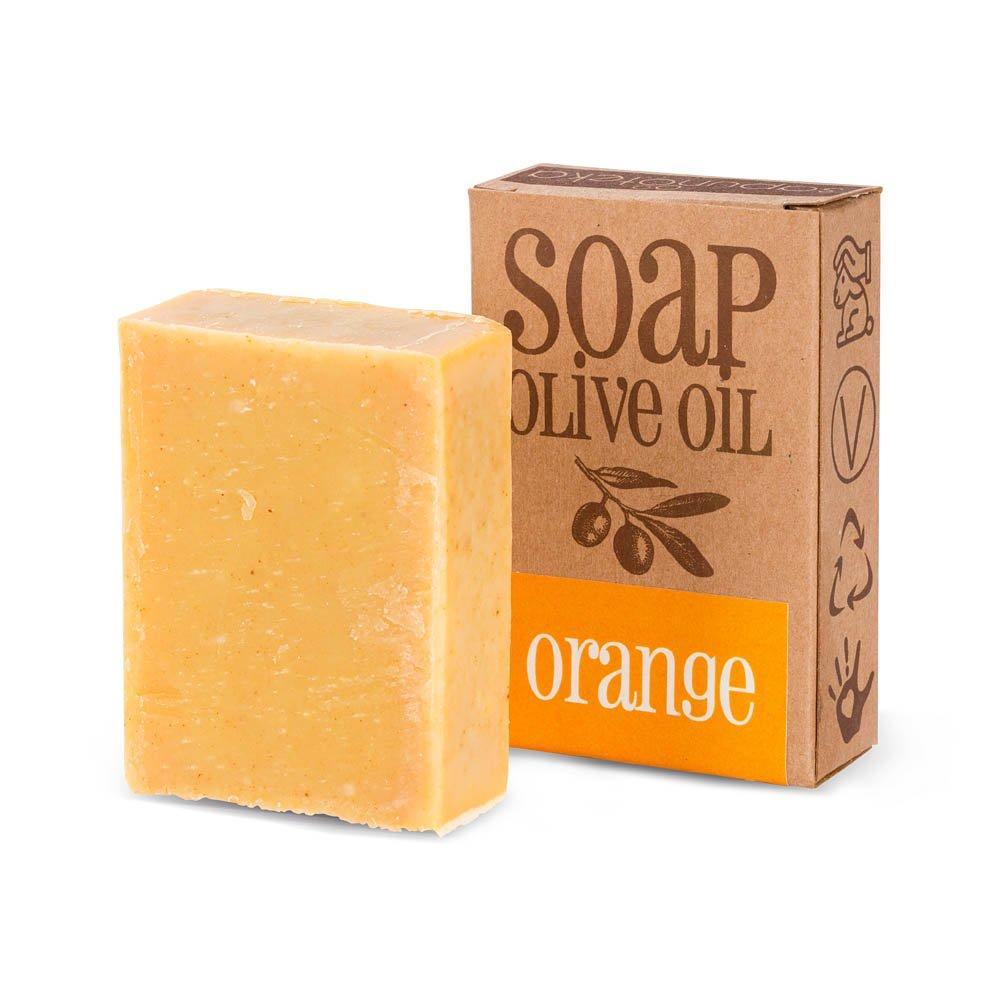 mydło Pomarańcza, marchew